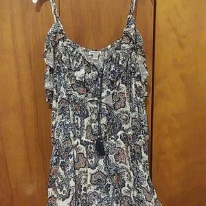 American Eagle Off-the-Shoulder Dress
